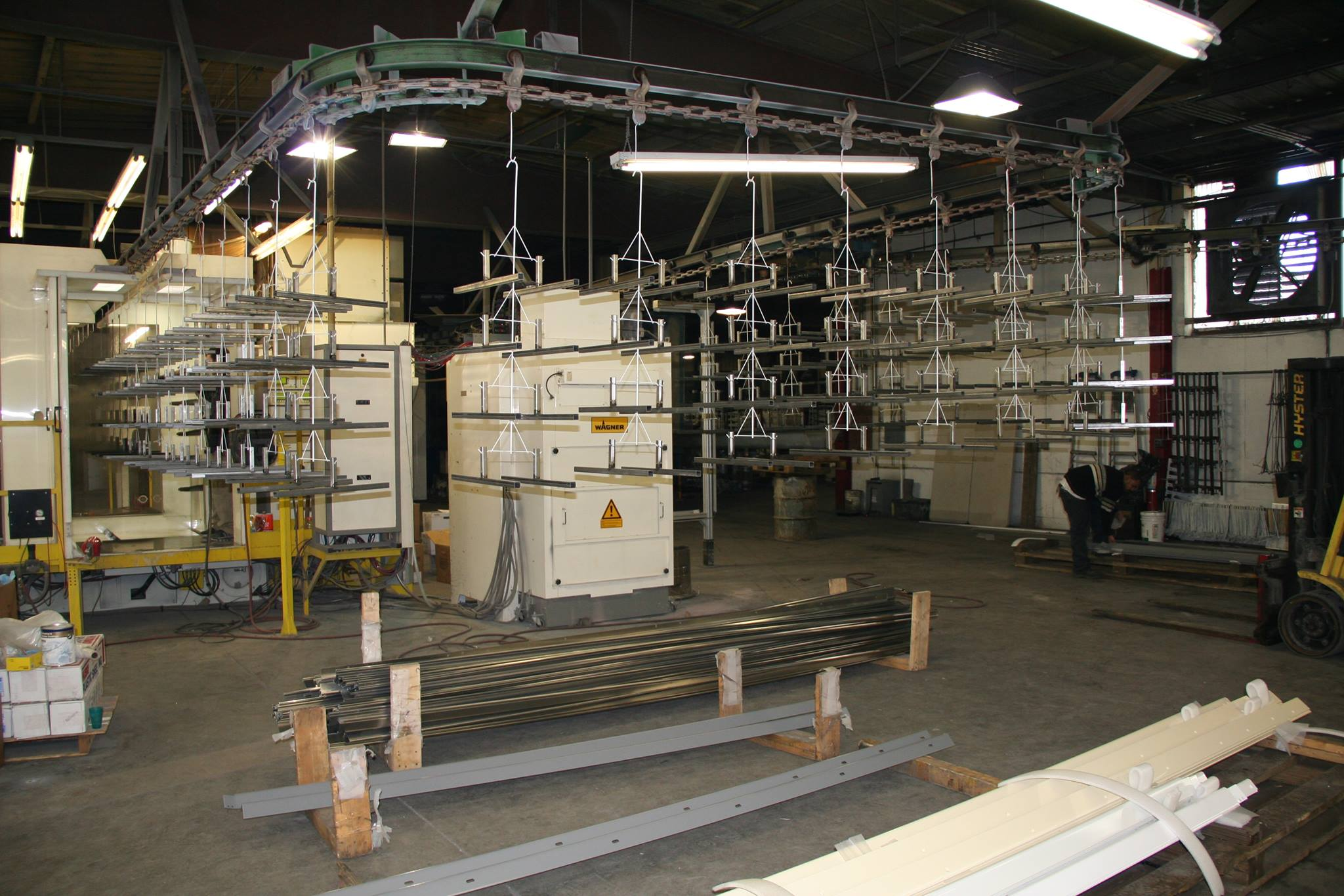 Architectural-Industrial-Metal-Finishing-Plant