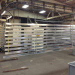 Architectural Aluminum Powder Coating