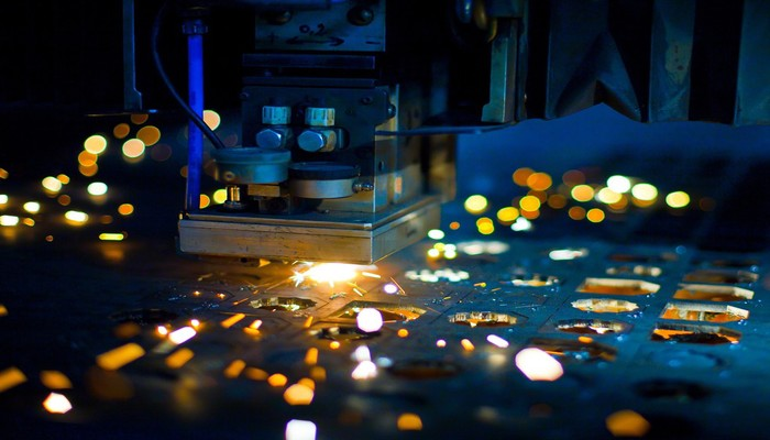 Architectural & Industrial Metal Finishing Laser Cutting 2