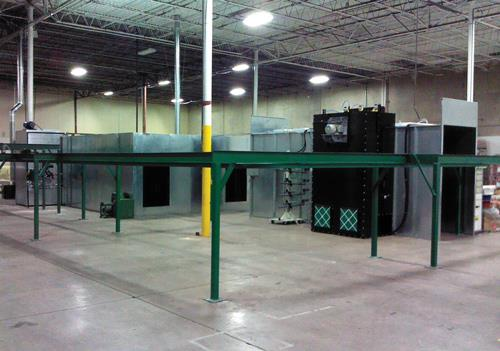 Batch System vs. Automated Line Powder Coating Systems