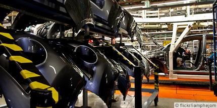 Good Times For Auto Suppliers in Ohio