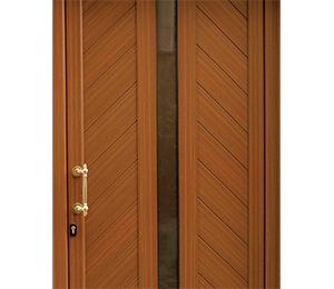 WOOD-GRAIN-POWDER-COATING-DOORS-5